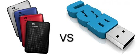 Festplatte-vs-usb-stick