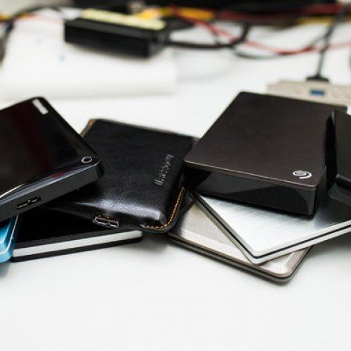 Mit unserer Kaufberatung die richtigen externe Festplatte finden